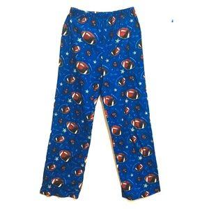 FADED GLORY Big Boy Size 16 Football Pajama Bottom